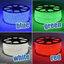 Commercial Rope Light LED Strip 3014SMD 60 leds/m AC 220V 240V IP67 Waterproof