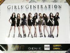 Girls' Generation Genie Taiwan Promo Poster (Ver.B)