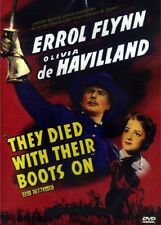They Died With Their Boots On (1941, Olivia De Havilland) DVD NEW