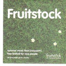(CC557) Fruitstock, Summer Music Festival, 10 tracks various artists - DJ CD