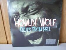 HOWLIN´ WOLF 2 LP BLUES FROM HELL NEU-OVP
