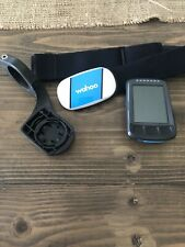 Wahoo Elemnt Bolt Cycling Computer With Mount And Heart Rate Strap