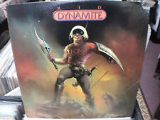 KID DYNAMITE Self Title S/T Cream PROMO LP EX Drum Breaks Soul Funk