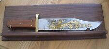 VERY RARE  Buck Bowie knife FOUR 4 GENERATIONS Very Limited 152/1500