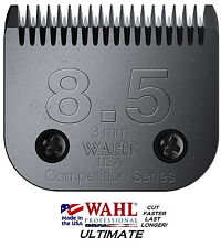 WAHL ULTIMATE COMPETITION Pet Grooming #8.5 BLADE*Fit Most Oster,Andis Clippers