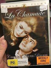 La Chamade ex-rental DVD (classic 1968 French drama movie) rare