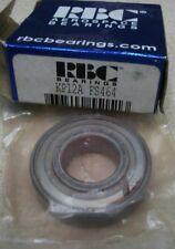 "RBC Aerospace Bearing KP12A FS464 3/4""x 1 5/8""x 7/16"""