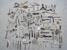 100+ Mega lot vintage kitchen gadget utensil retro cook cooking chef quality