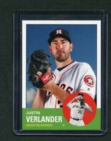 2018 Topps Throwback Thursday TBT Set 37 ~ #222 Justin Verlander SP PR/680 MVP