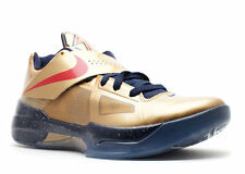 Nike KD 4 Kevin Durant GOLD MEDAL IV SZ us11 uk10 eu45 473679-702 OLYMPIC Galaxy