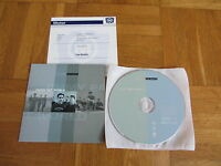 JIMMY EAT WORLD The Middle 2001 GERMANY collectors CD single + german info