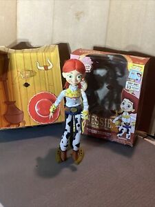 Thinkway Toys Disney Toy Story Signature Collection JESSIE Target Exclusive Open