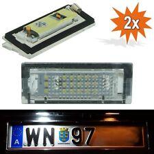 LED SMD Kennzeichenbeleuchtung BMW E39 Touring Kombi Kennzeichenleuchten A31