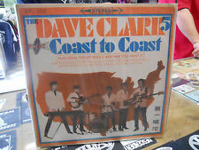 THE DAVE CLARK 5 COAST TO COAST USED LP VG++ FL 1232