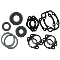 Gasket Set With Oil Seals~2002 Polaris 500 Classic Touring Winderosa 711253