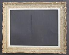 Großer Impressionisten Rahmen, geschnitzt