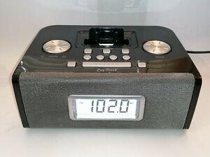 Radio Wecker day break FM/AM Buzzer Snooz mit iPhone Station TOP! #2054