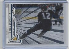 2010-11 SIMON GAGNE PINNACLE RINK COLLECTION PARALLEL #25