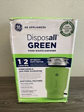 General Electric GFC520V 1/2 Horsepower Continuous Feed Disposal NEW