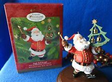 Hallmark Ornament 2000 Jingle Bell Kringle Collector's Club Ornament Santa