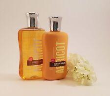 Bath & Body Works 2 Piece Set * Apricot, Signature Vanilla * Lotion * Gel *