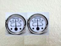 Allis Chalmers 30 Amp Ammeter Gauge AC B C CA D10 D10 D12 D15 D G RC WC WF WD 2N