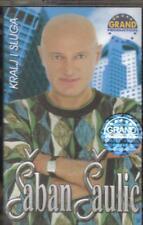 Saban Saulic MC Kaseta Kralj i sluga Best Hit Folk Narodna Lepotica sirotica