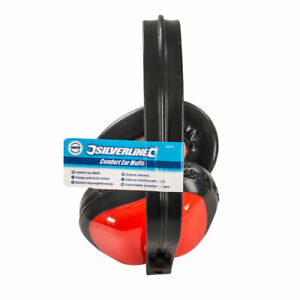 Lightweight and robust Comfort Ear Defenders Muffs Tracked Delivery