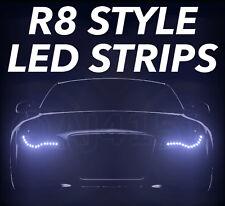 Audi R8 Style Daylight Running Lights A2 A3 A4 A6 A8 TT