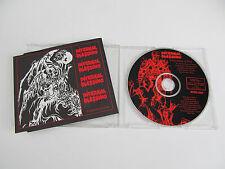 INTERNAL BLEEDING Invocation of Evil CD 1992 RARE DEATH ORIG 1st PRESS WILD RAGS