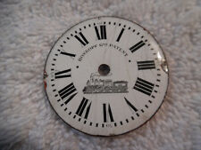 Antique Pocket Watch Face Roskopf Gre Patent 79-9X