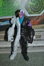 "TWO FACE  Batman UNLIMITED series 6"" action figure loose ships free in 24!"