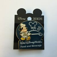 WDW - Cast Exclusive - Food and Beverage - Chef Mickey Mouse Disney Pin 42505
