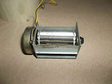 """Minebea Blower Fan Motor, 24V DC,  Squirrel Cage  Cooling 24VDC 3.25"""" LONG"""