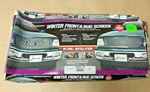 FIA Custom Fit Winter Front & Bug Screen - WF921-39 15-19 Colorado ZR2 - Free SH