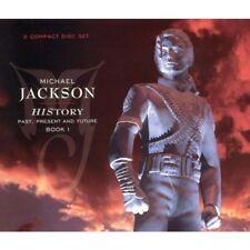 Michael Jackson/history past Present and Future Libro I Epic 474709 22xcd