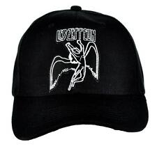 Led Zeppelin Hat Baseball Cap Heavy Metal Clothing Hard Classic Rock Music
