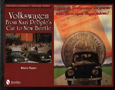Hitler's Chariots : Volkswagen - from Nazi People's Car to New Beetle