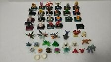 Digimon Morinaga Mini Figure 40 Set Digital Monster Lot Graymon Devimon