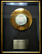"""Rolling Stones """"HONKY TONK WOMAN"""" Gold Record Presented By LONDON RECORDS"""
