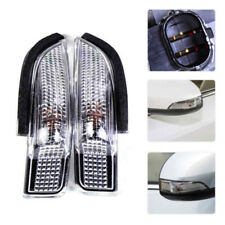 1pair Side Rear Mirror Indicator Turn Signal Light 81730-02140 For Toyota Camry