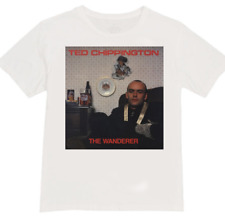 Ted Chippington t-shirt / all sizes in stock / send message after purchase