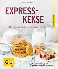 Expresskekse: Knuspergenuss fürs ganze Jahr (GU Küc...   Buch   Zustand sehr gut