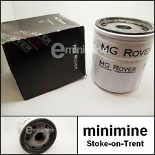 Classic Mini Genuine Rover Oil Filter Spin On Type For MPi Models Only 1996-2000