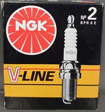 6 Stk NGK V-Line 2 Bujía BPR6E 2268 Vl 2#