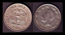 ★★ EQUATEUR / ECUADOR  ● 1 SUCRE 1970 ● E11 ★★