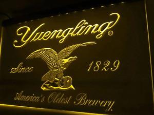 Yuengling LED Sign Man Cave Bar Pub Beer
