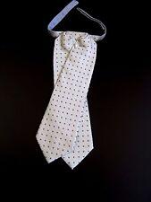 Luxury Valentino New Plastron Tie Ceremony Ceremony Silk