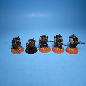 Forge World Warhammer 40K Raven Guard Mor Deythan Strike Squad i13b