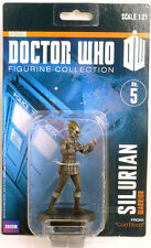 "Doctor Who 4"" No 5 Silurian Warrior Figure Underground 009507"